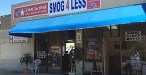 smog check center